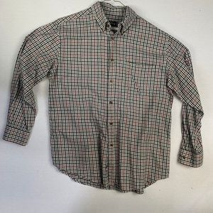 Orvis Long Sleeve Button Down Casual Shirt.